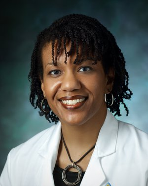 Photo of Dr. Erica Imani Shelton, M.D., M.P.H.