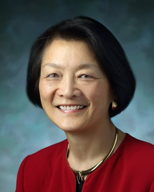 Photo of Dr. Pamela Ouyang, M.B.B.S., M.D.