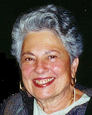 Photo of Dr. Barbara R. Migeon, M.D.