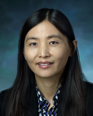 Photo of Dr. Yingli Fu, M.S., Ph.D.