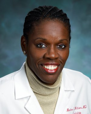 Photo of Dr. Marlene Stephanie Williams, M.D.