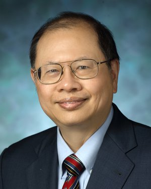 Photo of Dr. Dean Foster Wong, M.D., Ph.D.