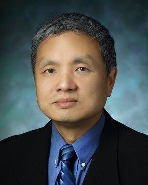 Photo of Dr. Kechen Zhang, Ph.D.