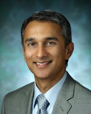 Photo of Dr. Arvind P. Pathak, Ph.D.