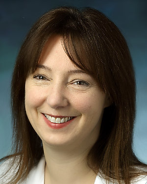 Photo of Dr. Anne Marie O'Broin Lennon, M.B.B.Ch., Ph.D.