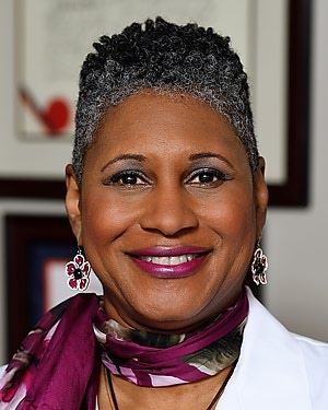 Photo of Dr. Sherita Hill Golden, M.D., M.H.S.
