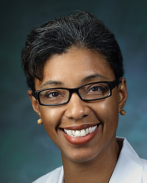 Photo of Dr. Nia Jewell Leak, M.D.