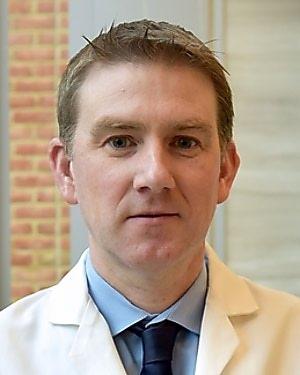 Photo of Dr. Christopher Simon Hourigan, D.M., D.Phil.