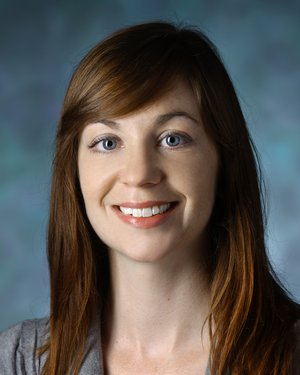 Photo of Dr. Erika Lynn Darrah, Ph.D.