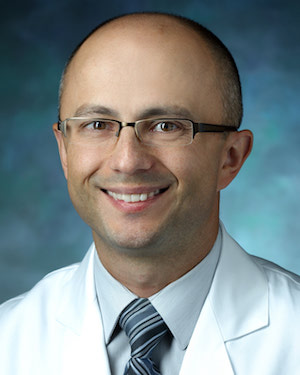 Photo of Dr. Lukasz Pawel Gondek, M.D., Ph.D.