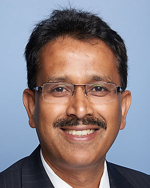 Photo of Dr. Mahadevappa Mahesh, M.S., Ph.D.
