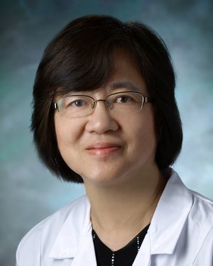 Photo of Dr. Qian Li, M.S., Ph.D.