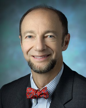 Photo of Dr. Carl E. Stafstrom, M.D., Ph.D.