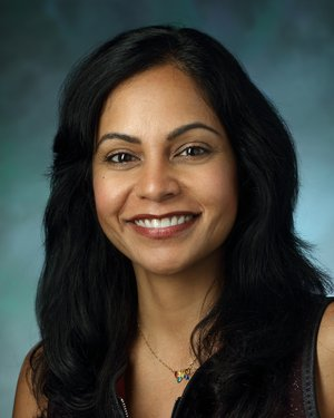 Photo of Dr. Salwa Khan, M.D., M.H.S.