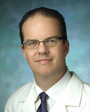 Photo of Dr. Charles George Eberhart, M.D., Ph.D.