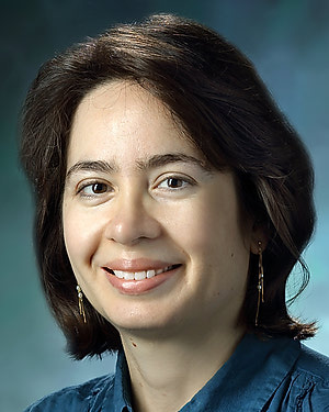 Photo of Dr. Andreia Vasconcellos Faria, M.D., Ph.D.
