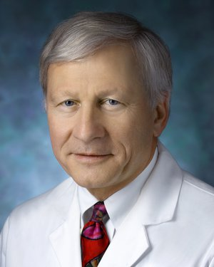 Photo of Dr. Jacek Lech Mostwin, D.Phil., M.D.