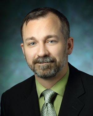 Headshot of Frederick Streeter Barrett