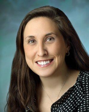 Headshot of Kendra Klein Reisner