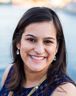 Headshot of Mamta Jhaveri