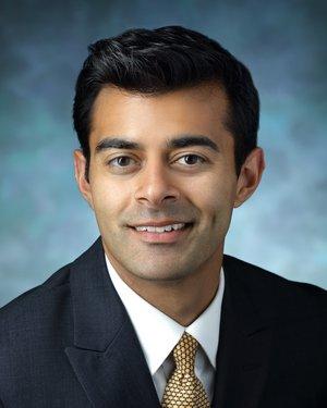Headshot of Shaun C. Desai