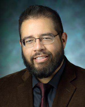Headshot of Albert Perez Garcia-Romeu