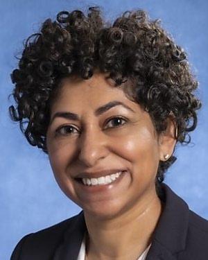 Headshot of Dina George Lansey