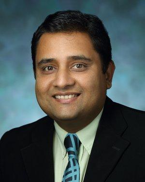Headshot of Samarjit Das