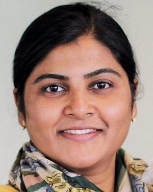 Headshot of Varsha Singh