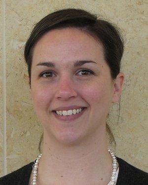 Headshot of Rebecca Martin