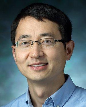 Headshot of Zhaozhu Qiu