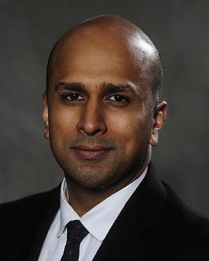 Headshot of Sarath Raju