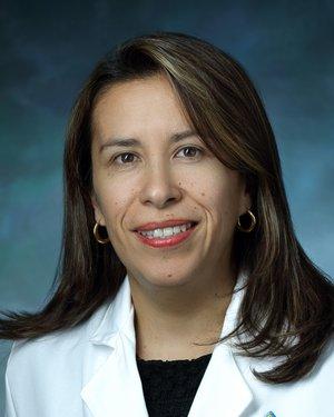 Headshot of Maria Jimena Gutierrez