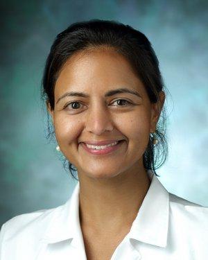 Headshot of Mira Menon Sachdeva