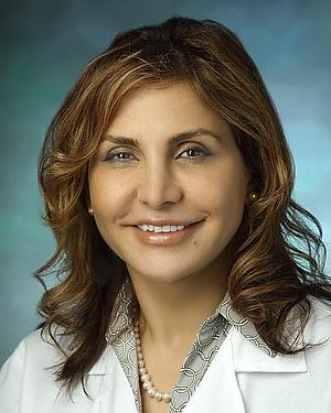 Headshot of Homeira Zahiri