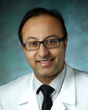 Headshot of Muhammad Haroon Burhanullah