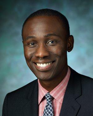 Headshot of Oluseyi Aliu