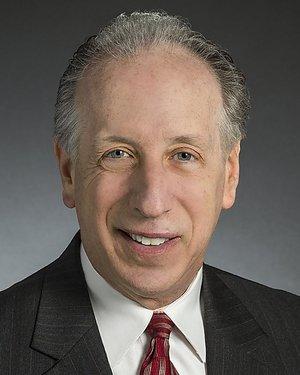 Headshot of Ronald L Sherman
