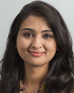 Headshot of Harshna V Vadvala