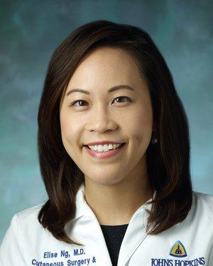 Headshot of Elise Ng