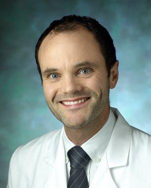Headshot of Matthew M. Hamill