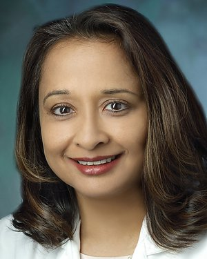 Headshot of Sheela Natesh Magge