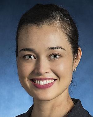 Headshot of Tatianna Chantelle Larman