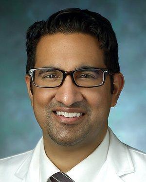 Headshot of Raj Mukherjee
