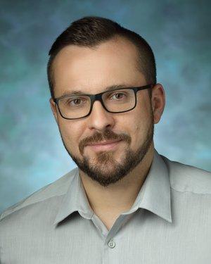 Headshot of Jacek Krzysztof Urbanek