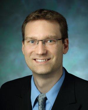 Headshot of Mark John Ranek