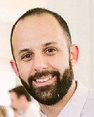 Headshot of Steven David Miller