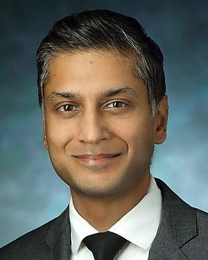 Headshot of Sashank Reddy