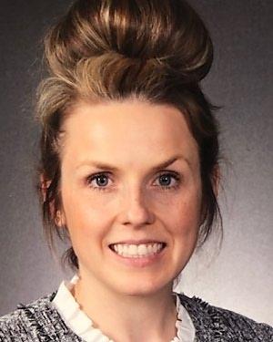 Headshot of Elizabeth Ann King