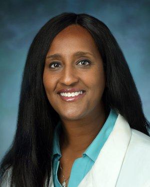 Headshot of Maaza Sophia Abdi